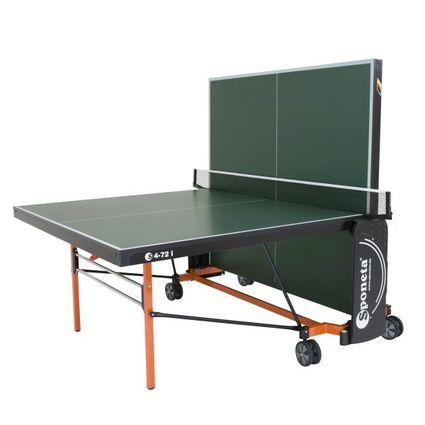 Теннисный стол для помещений Sponeta S4-72i зеленый