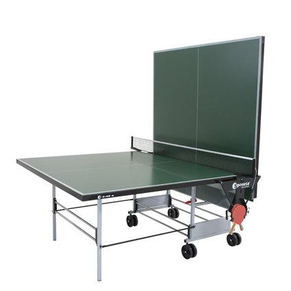 Теннисный стол всепогодный Sponeta S3-46e зеленый