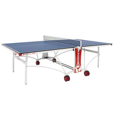 Теннисный стол для помещений Sponeta S3-87i синий Фото