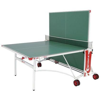 Теннисный стол всепогодный Sponeta S3-86e зеленый