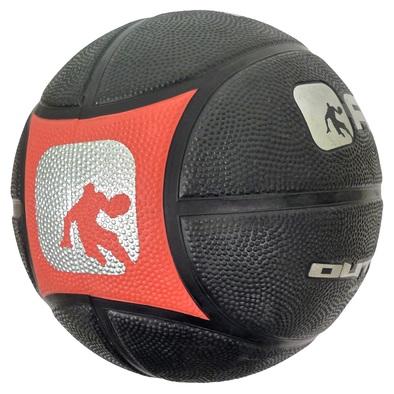 Баскетбольный мяч AND1 Outlaw Black/Red Фото