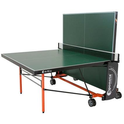 Теннисный стол всепогодный Sponeta S4-72e зеленый