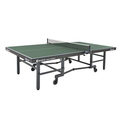 Теннисный стол для помещений Sponeta Super Compact зеленый Фото