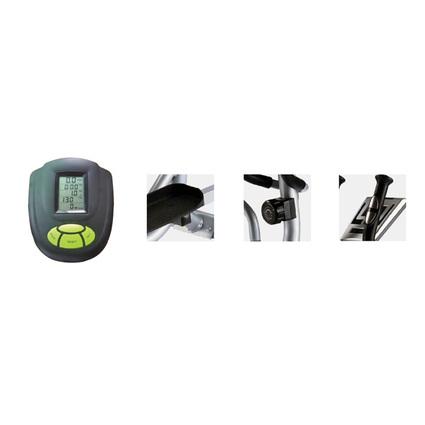 Эллиптический тренажер HouseFit Compact E2.0