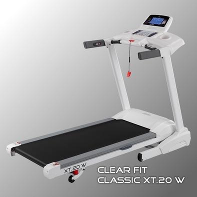Беговая дорожка Clear Fit Classic XT.20 W Фото