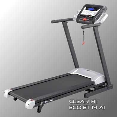 Беговая дорожка Clear Fit Eco ET 14 AI