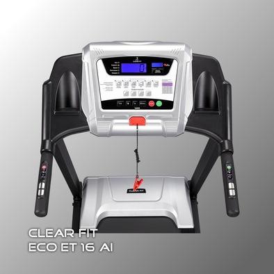 Беговая дорожка Clear Fit Eco ET 16 AI Фото