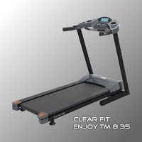 Беговая дорожка Clear Fit Enjoy TM 8.35