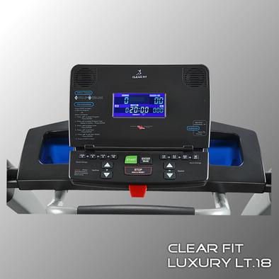 Беговая дорожка Clear Fit Luxury LT.18