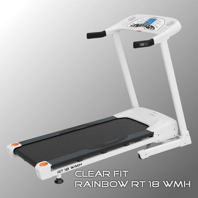Беговая дорожка Clear Fit Rainbow RT 18 WMH Фото