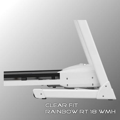 Беговая дорожка Clear Fit Rainbow RT 18 WMH