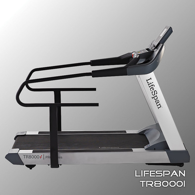Реабилитационная беговая дорожка LifeSpan TR8000i Фото