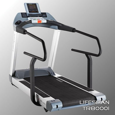 Реабилитационная беговая дорожка LifeSpan TR8000i