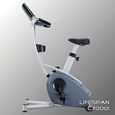 Велотренажер вертикальный LifeSpan С7000i