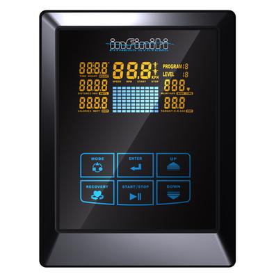 Эллиптический тренажер Infiniti VG60 New Touch Screen Фото