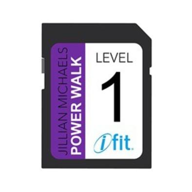 Программа тренировки iFit SD Card Power Walking Level 1 Фото