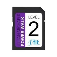 Программа тренировки iFit SD Card Power Walking Level 2