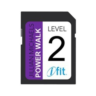 Программа тренировки iFit SD Card Power Walking Level 2 Фото