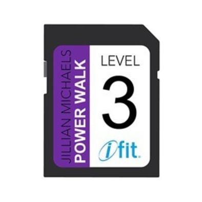 Программа тренировки iFit SD Card Power Walking Level 3