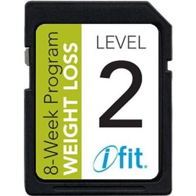 Программа тренировки iFit SD Card Weight Loss Level 2 Фото