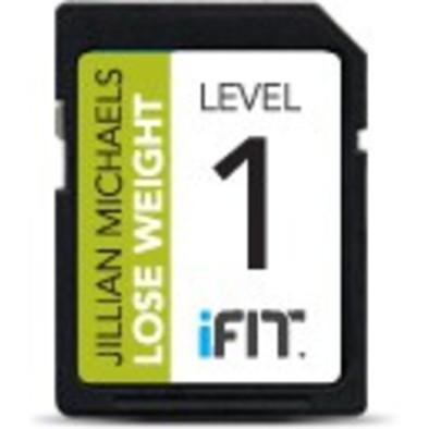 Программа тренировки iFit SD Card Weight Loss Level 1 Фото