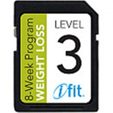 Программа тренировки iFit SD Card Weight Loss Level 3 Фото