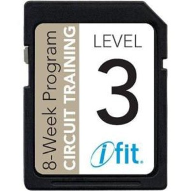 Программа тренировки iFit SD Card Circuit Training Level 3 Фото