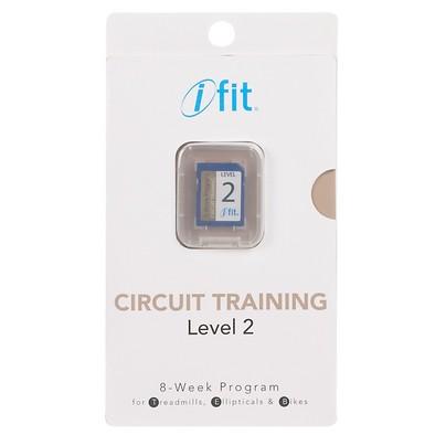 Программа тренировки iFit SD Card Circuit Training Level 2 Фото