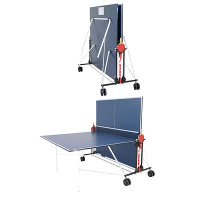 Теннисный стол для помещений Donic Indoor Roller Fun синий Фото