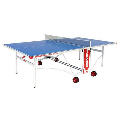 Теннисный стол всепогодный Donic Outdoor Roller De Luxe синий