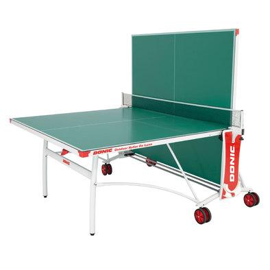 Теннисный стол всепогодный Donic Outdoor Roller De Luxe зеленый Фото