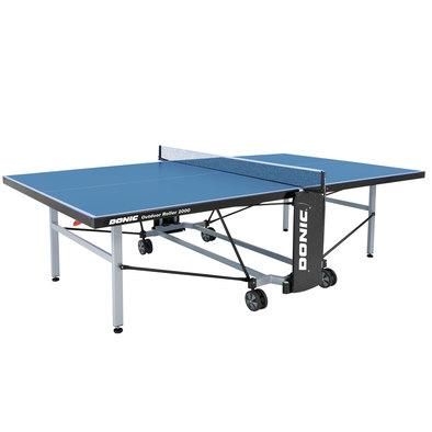 Теннисный стол всепогодный Donic Outdoor Roller 2000 синий Фото