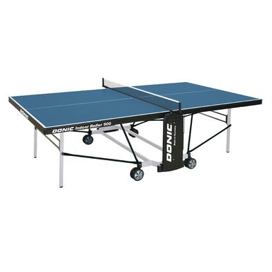 Теннисный стол для помещений Donic Indoor Roller 900 синий Фото