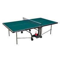 Теннисный стол для помещений Donic Indoor Roller 600 зеленый