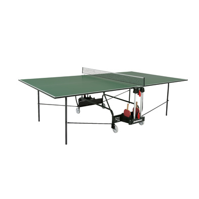 Теннисный стол для помещений Donic Indoor Roller 400 зеленый Фото