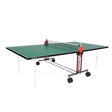 Теннисный стол для помещений Donic Indoor Roller Fun зеленый Фото