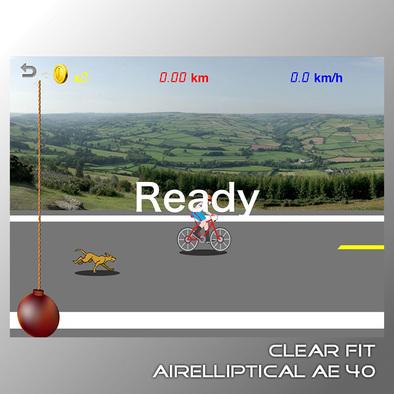 Эллиптический тренажер Clear Fit AirElliptical AE 40