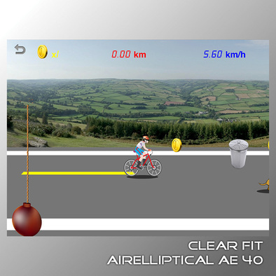 Эллиптический тренажер Clear Fit AirElliptical AE 40 Фото