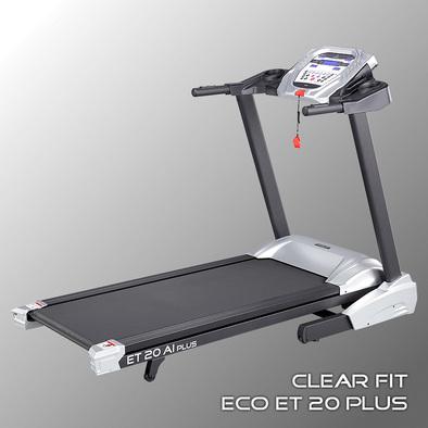 Беговая дорожка Clear Fit Eco ET 20 AI Plus