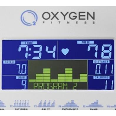 Велоэргометр Oxygen Cardio Concept IV HRC+ White Light Фото