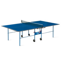 Теннисный стол для помещений Start Line Olympic синий