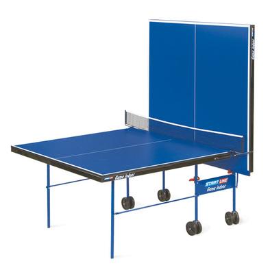 Теннисный стол для помещений Start Line Game Indoor синий Фото