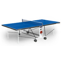 Теннисный стол для помещений Start Line Compact синий