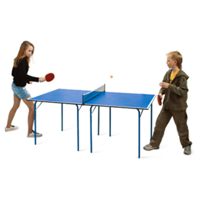 Компактный теннисный стол Start Line Cadet синий Фото