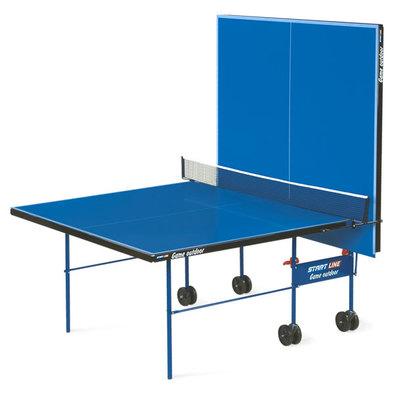 Теннисный стол всепогодный Start Line Game Outdoor синий