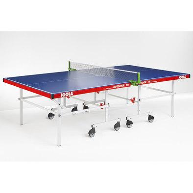 Теннисный стол всепогодный Joola Outdoor TR синий