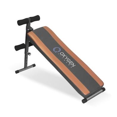 Скамья для пресса Oxygen Flat Sit Up Board