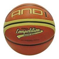 Баскетбольный мяч AND1 Competition Micro Fibre composite 7