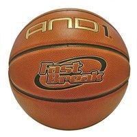 Баскетбольный мяч AND1 Fast Break Composite New Version
