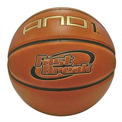 Баскетбольный мяч AND1 Fast Break Composite New Version Фото